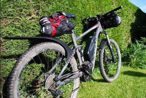Wildcat bikepacking equipment